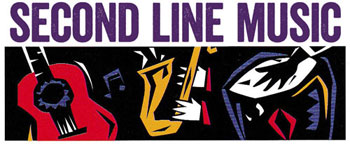 Second Line Music Shop